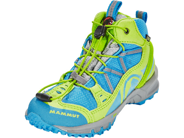 Mammut Nova Mid GTX Shoes Kids sprout-imperial